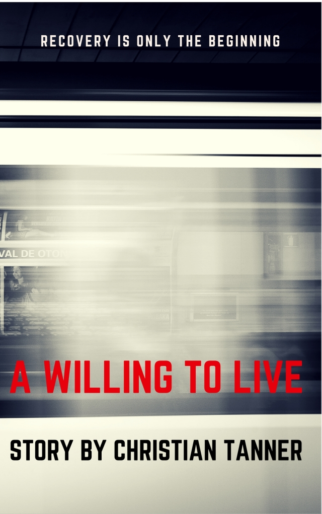 A WILLING TO LIVE COVER (1)